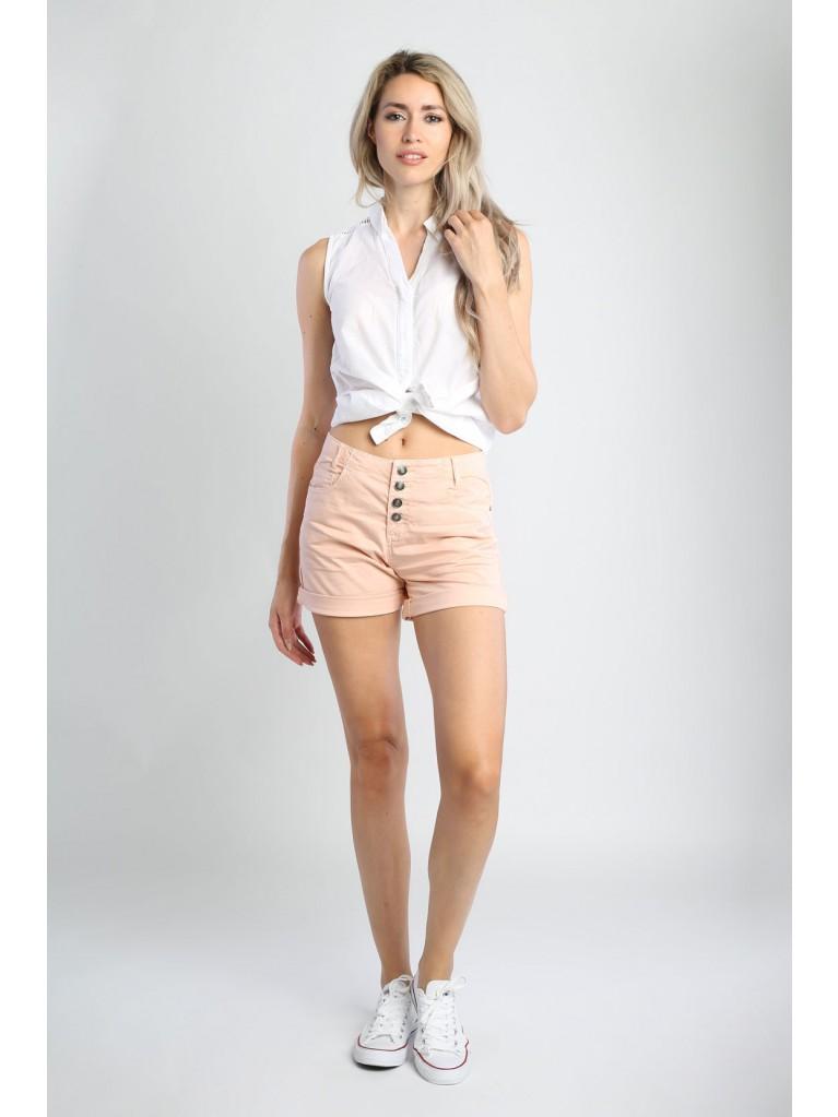 Short Audrey Pink